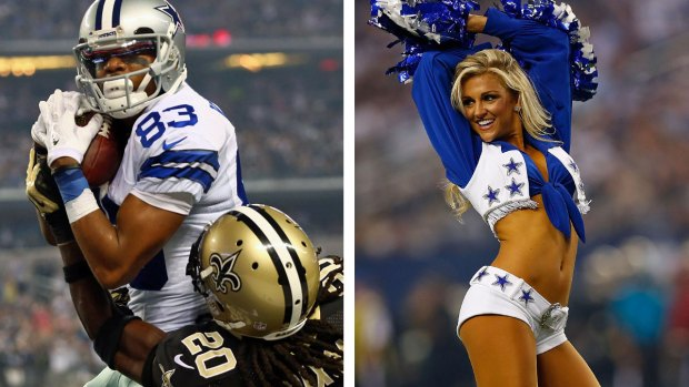 Images from the Sideline: Cowboys Vs. Saints