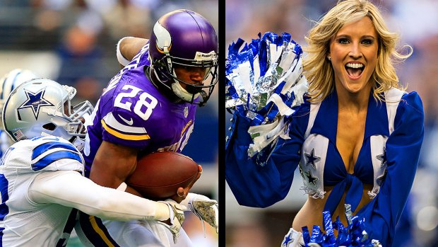 Images from the Sideline: Cowboys 27, Vikings 23