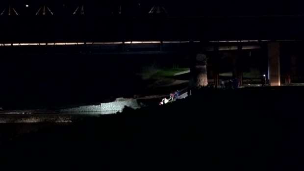 [DFW] Dallas Body Found in Trinity River