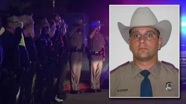 Slain State Trooper a Father of Three; Suspect Arrested