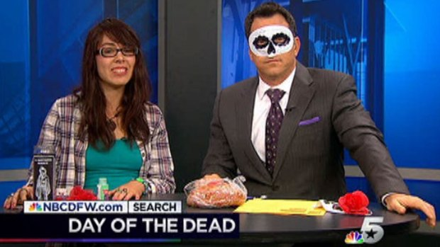 [DFW] Dia de los Muertos Mask Making