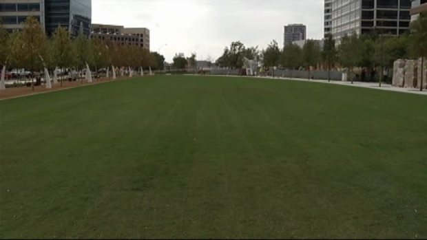 [DFW] Klyde Warren Deck Park Prepares to Open
