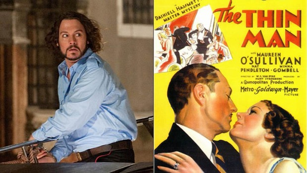 "It's Official: Rob Marshall Directing Johnny Depp in ""Thin Man"" Remake"