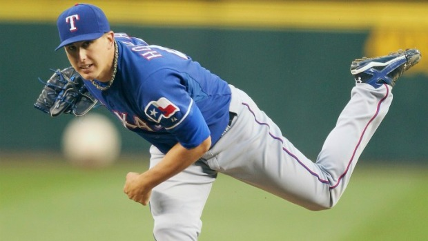 Rangers Keep Slight Division Lead After Loss