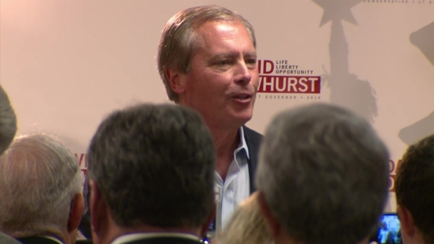 [DFW RAW] David Dewhurst Concedes Lt. Gov. Race
