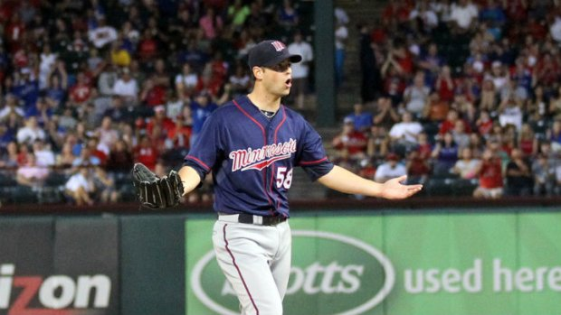 Twins Lefty To Serve Six-Game Suspension For Throwing At Hamilton
