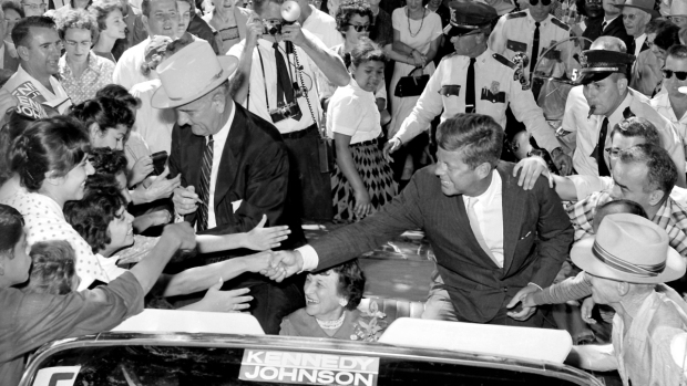 [DFW] Never Before Seen Photos of JFK in North Texas