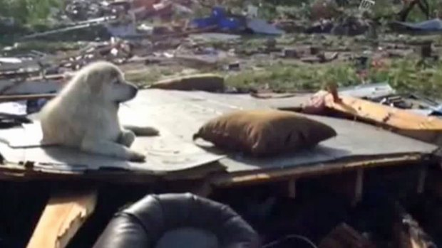 [DFW] Tornado Damage in Bridgeport