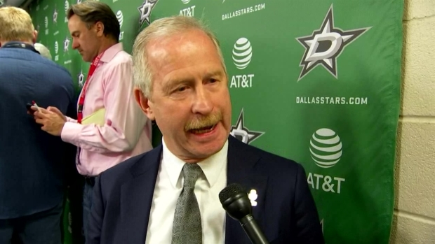 Jim Nill on Stars Offseason Changes, New Coach