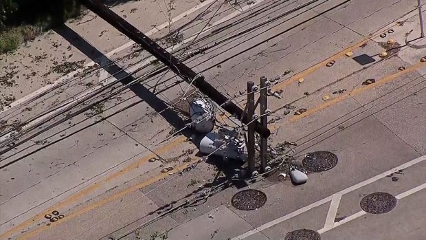 [DFW] More Than 100K Without Power in Dallas; Multi-Day Event