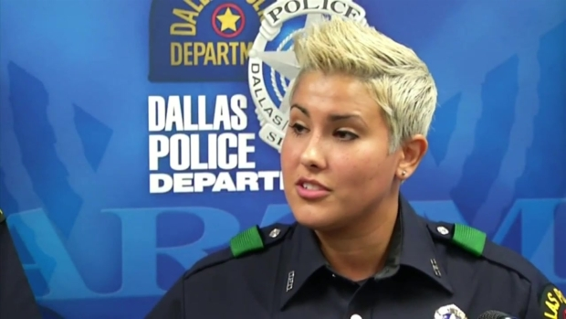 RAW: Dallas Police Recognize Officers