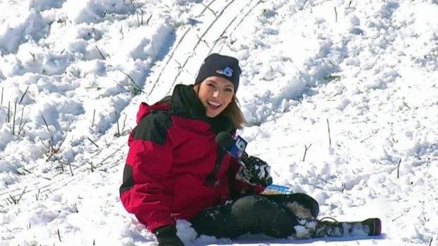 Ellen Bryan's Splendid Snow Day