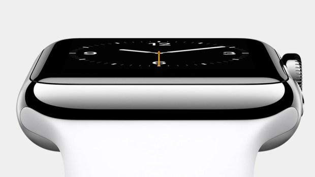 Apple's New Watch, iPhones