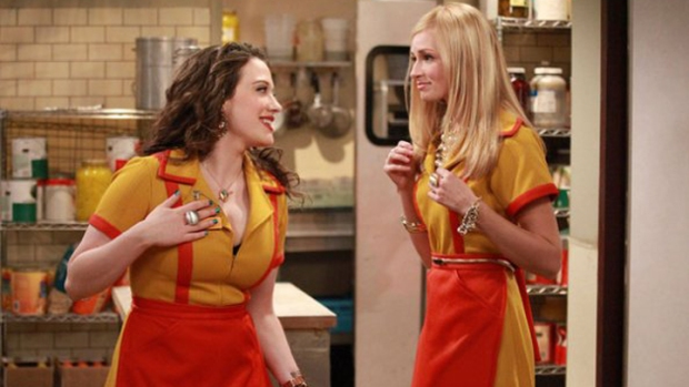 """2 Broke Girls"" Star was Real-Life Broke"