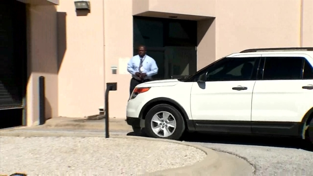 Ethan Couch Arrives at Juvenile Detention Center
