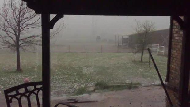 Hail Denton County