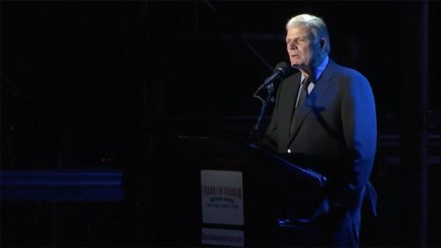 [NATL] Prominent Faith Leaders Differ on Impeachment