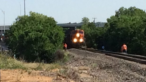 [DFW] Fort Worth Teenager Hit and Killed by Freight Train