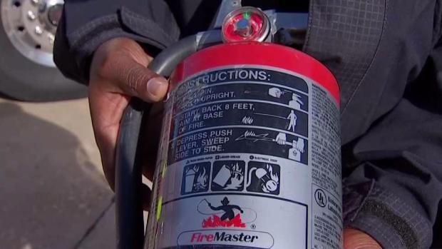 [DFW] Fire Safety: How to Use a Fire Extinguisher