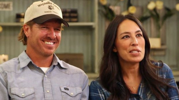 [DFW] Chip & Joanna Gaines Repair Home Damaged in Hurricane Harvey