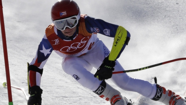 [NATL] Young Skier Is Puerto Rico's 1st Winter Olympian Since 1998