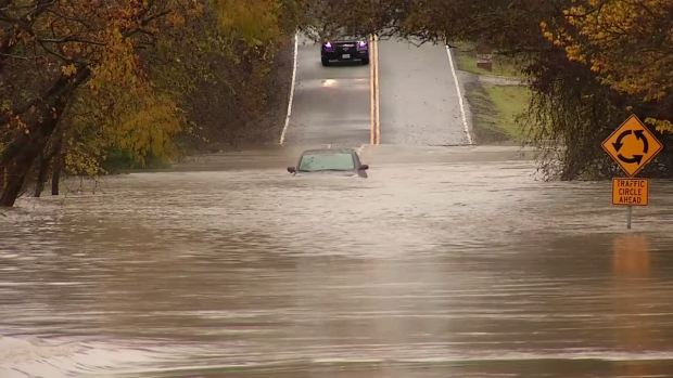 Man Killed in Fast-Moving Floods in Dallas County