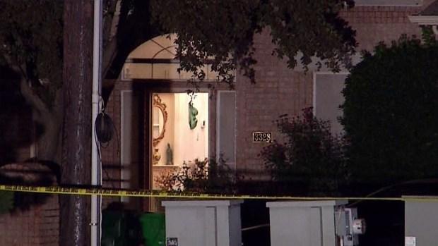 [DFW]3 Children at Home When Mother Fatally Shot