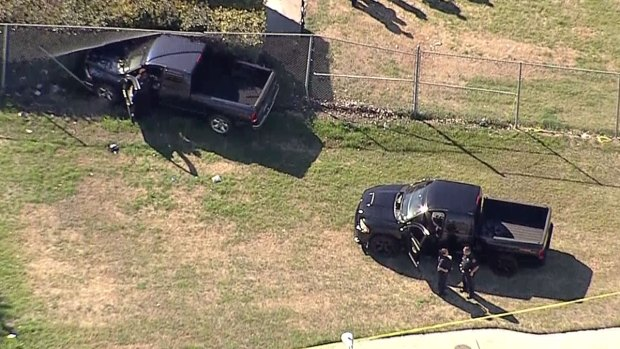 Man Killed in Officer-Involved Shooting in Dallas