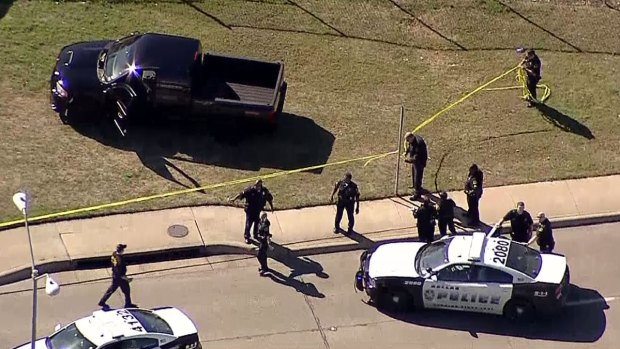 PHOTOS: Shooting Reported Near South Dallas Gas Station