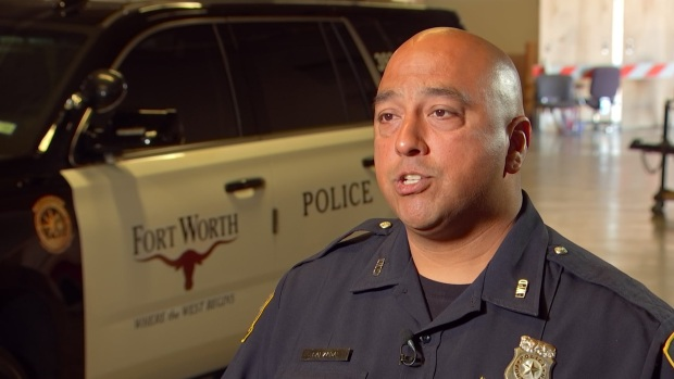 Fort Worth Officer Considered Using Taser on Suicidal Woman