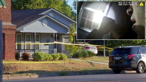 [DFW] Fort Worth Officer Opens Fire, Killing Woman Inside Her Home: PD