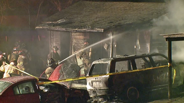 [DFW] Mother, Child Dead in Fatal Fort Worth Fire