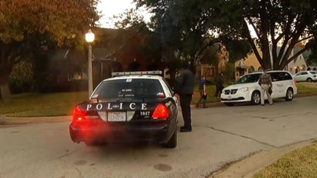 [DFW] Suspected Intruder Shot by Fort Worth Man