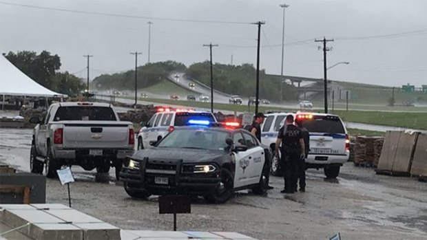 [DFW] Woman, Toddler Drown After Car Swept Into Swollen Ditch
