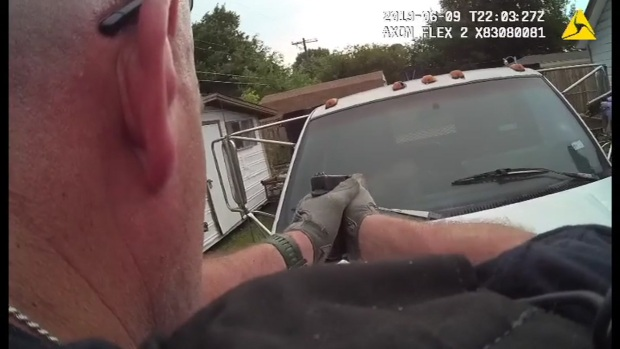 Warning: FWPD Shows Body Cam Video of Slaton Shooting