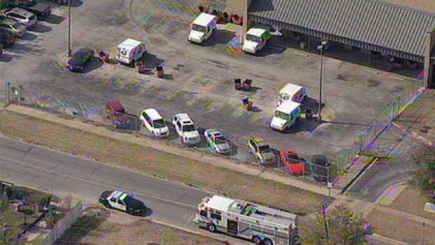 [DFW] Fort Worth Post Office Evacuated
