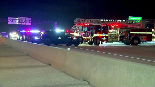 2 Dead in Wrong Way Crash on PGBT in Garland: DPS