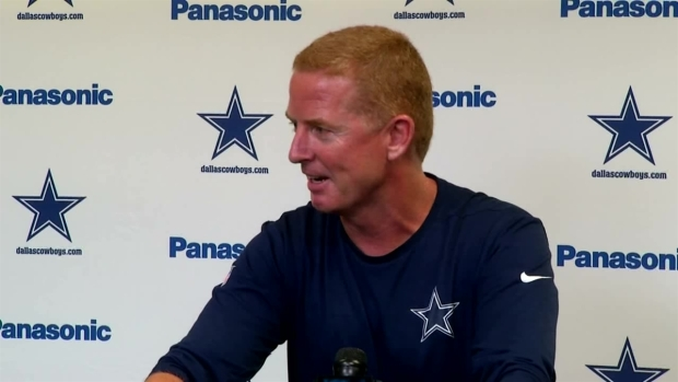[DFW] Garrett Gets Emotional About Father's Day, Football