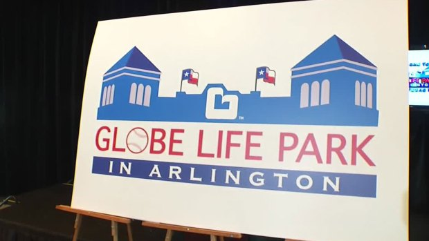 [DFW] Globe Life Buys Naming Rights to Rangers Ballpark