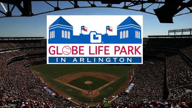 [DFW] Rangers Ballpark Gets a New Name