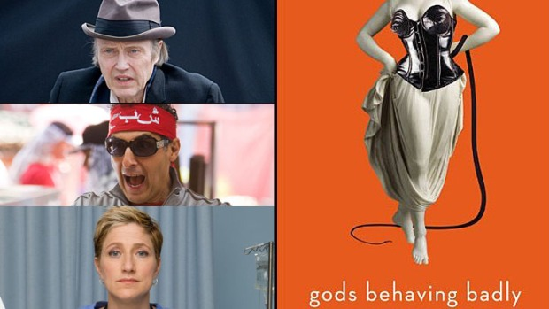 "Walken, Turturro, Falco and Others Are ""Gods Behaving Badly"""