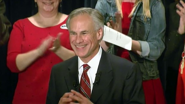 [DFW] Abbott Accepts GOP Nomination for Texas Governor