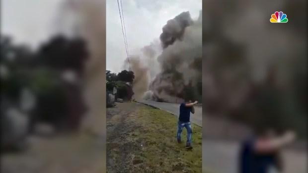 Thousands Flee Deadly Guatemala Volcano Eruption