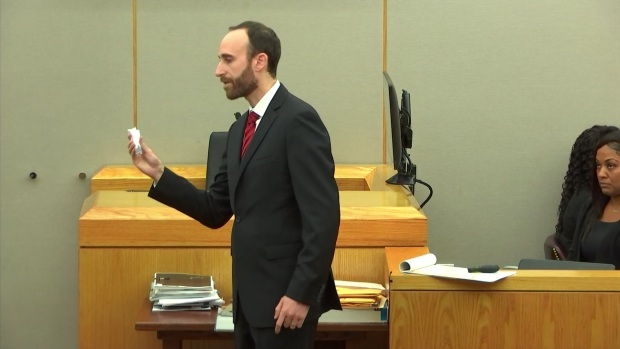 Closing Argument: Prosecutor Jason Fine