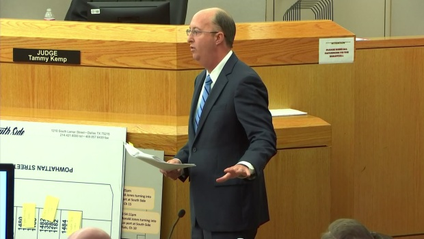 Closing Argument: Robert Rogers, Defense