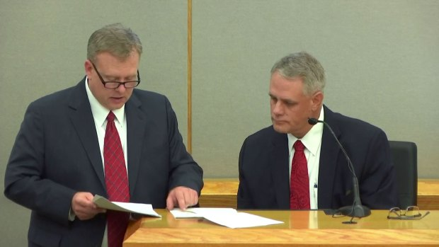 Key Fobs, Overtime Examined in Guyger Murder Trial