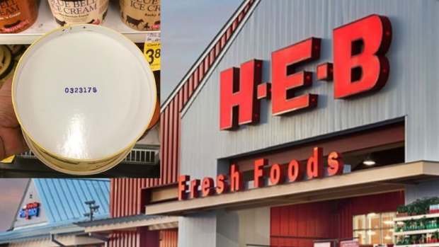 [DFW] H-E-B Pulls All Blue Bell Products from Shelves