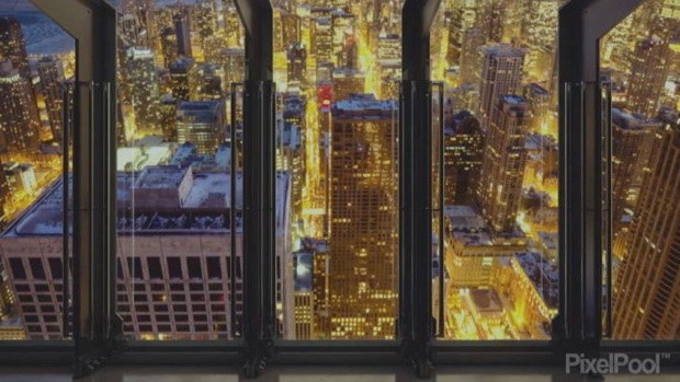[CHI] New Attraction Offers Tilted View Atop Hancock Tower