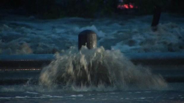 [DFW] Heavy Rain Across North Texas