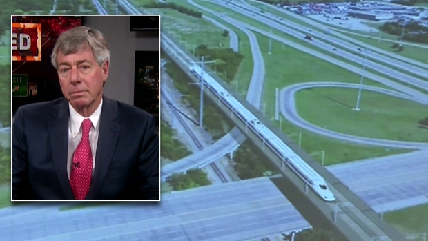 Official Discusses North Texas High-Speed Rail in Works